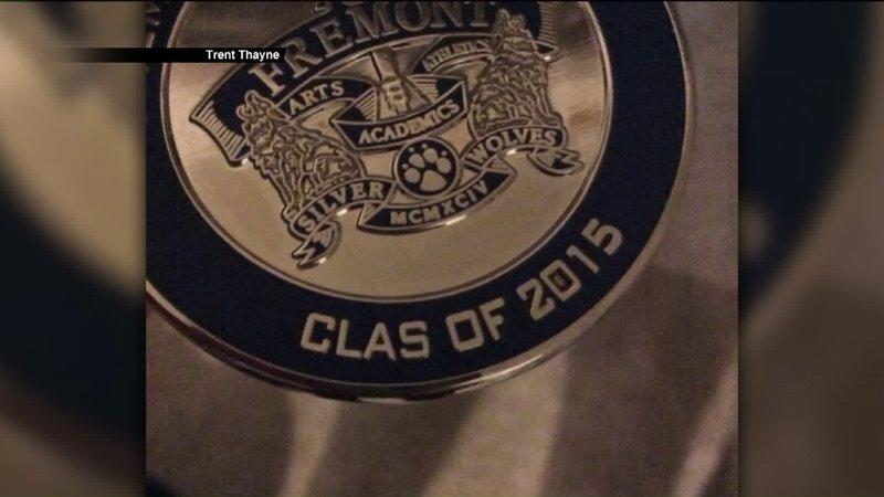 Awkward Typo on High School`s Graduation Medals Goes Viral