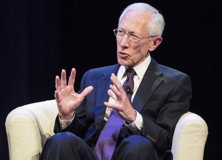 Fed's Fischer: Nonbank financial sector less vulnerable than before crisis