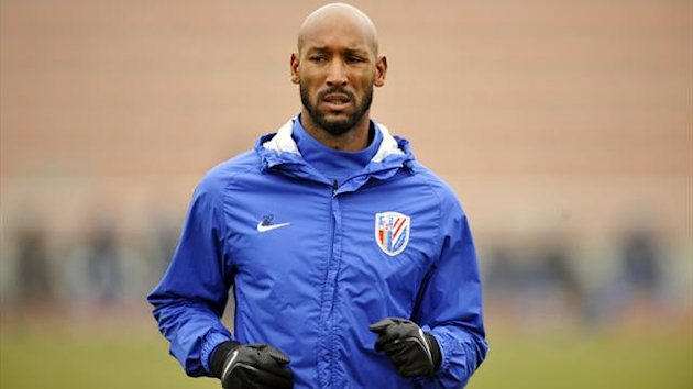 FOOTBALL - 2012 - Shanghai - Anelka