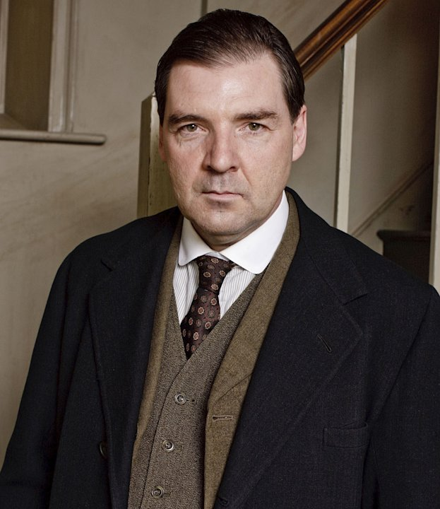 "Brendan Coyle stars as Mr. Bates in ""Downton Abbey."""
