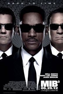 Poster of Men in Black 3