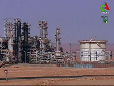 Teams Scour Algerian Gas Plant for Mines, Bodies