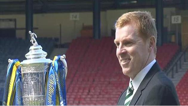 Scottish Football - Hibernian, Celtic prepare for final