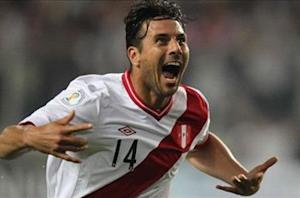 Pizarro sidelined up to six weeks with thigh injury