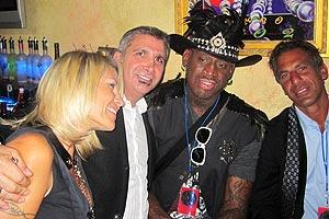 Rodman cut his own path to Hall of Fame