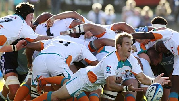 Sarel Pretorius of the South African Cheetahs (Reuters)
