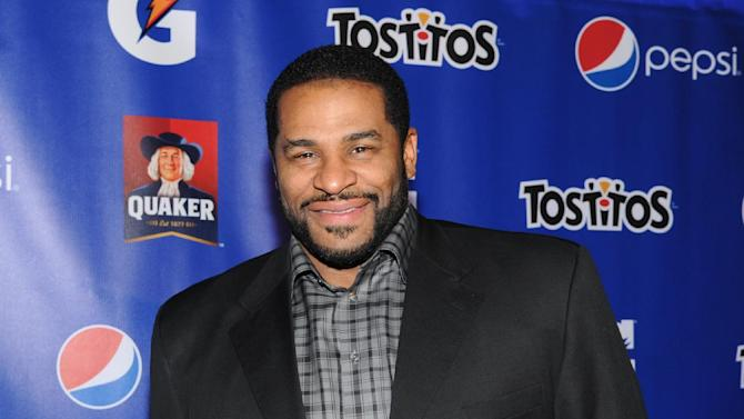 IMAGE DISTRIBUTED FOR PepisCo - Former NFL player Jerome Bettis attends the PepsiCo Pre-Super Bowl Party, at Masquerade Night Club, on Friday, Feb. 1, 2013 in New Orleans. (Photo by Evan Agostini/Invision for PepsiCo/AP Images)