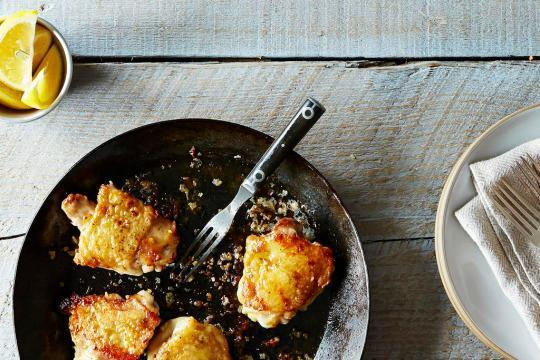 The Genius Way to Cook Chicken Thighs (That's Better Than Fried)