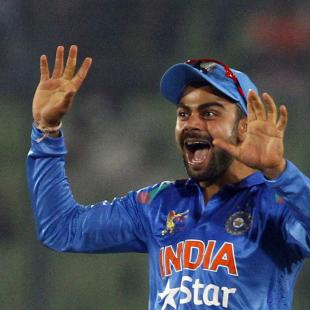 Kohli reclaims No.1 ODI ranking