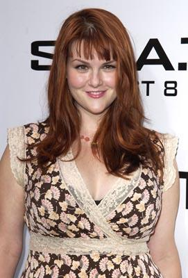 Premiere: Sara Rue at the LA premiere of S.W.A.T. - 7/30/2003 Steve Granitz, Wireimage.com