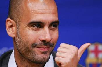 Guardiola will enjoy Barcelona-Bayern, says Zubizarreta