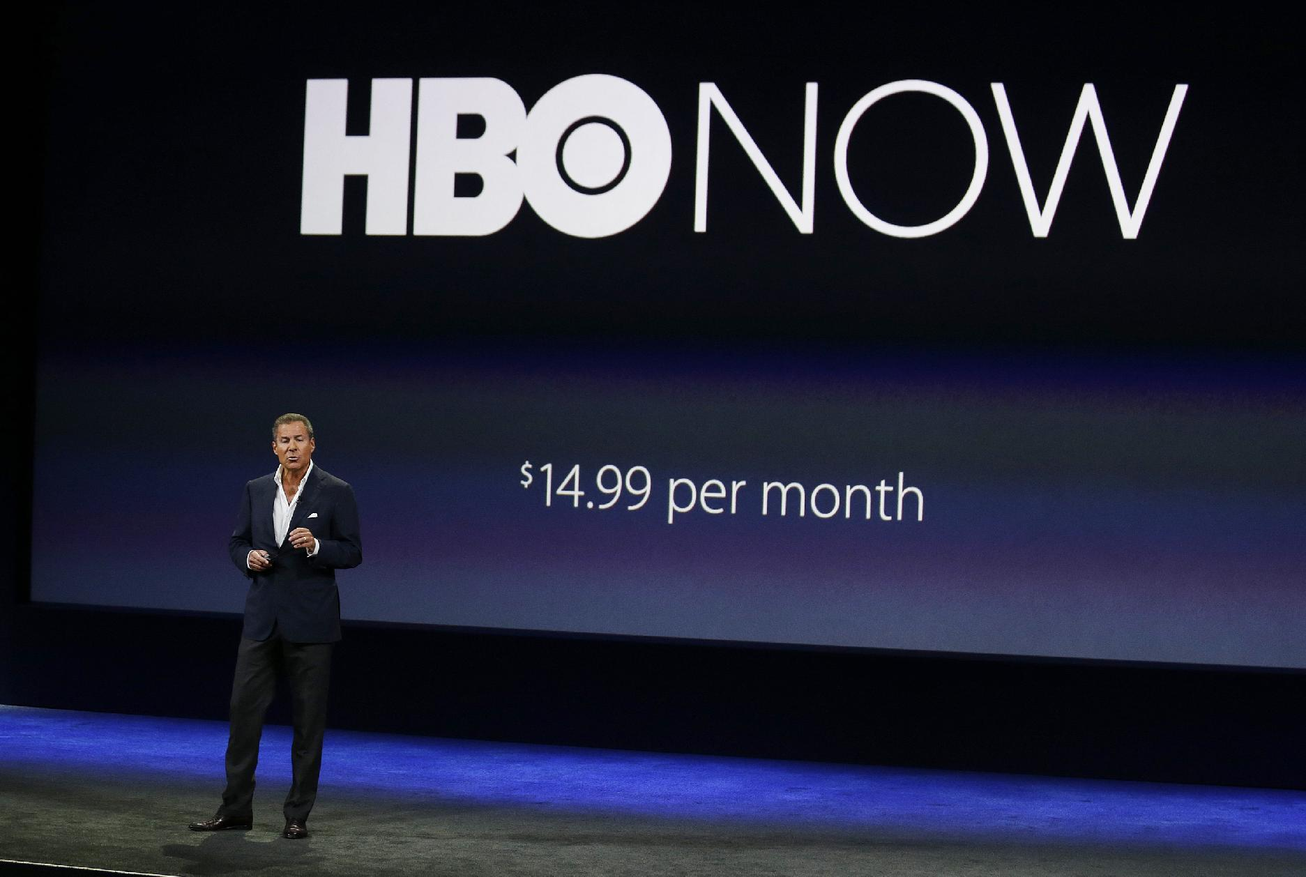 HBO Now has 800,000 paying subscribers since April launch
