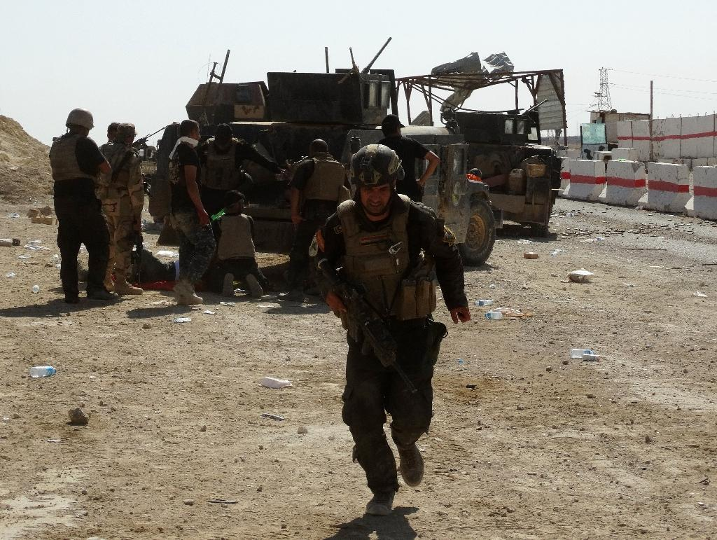 Iraq's Sunni tribes feel deserted after Ramadi fall