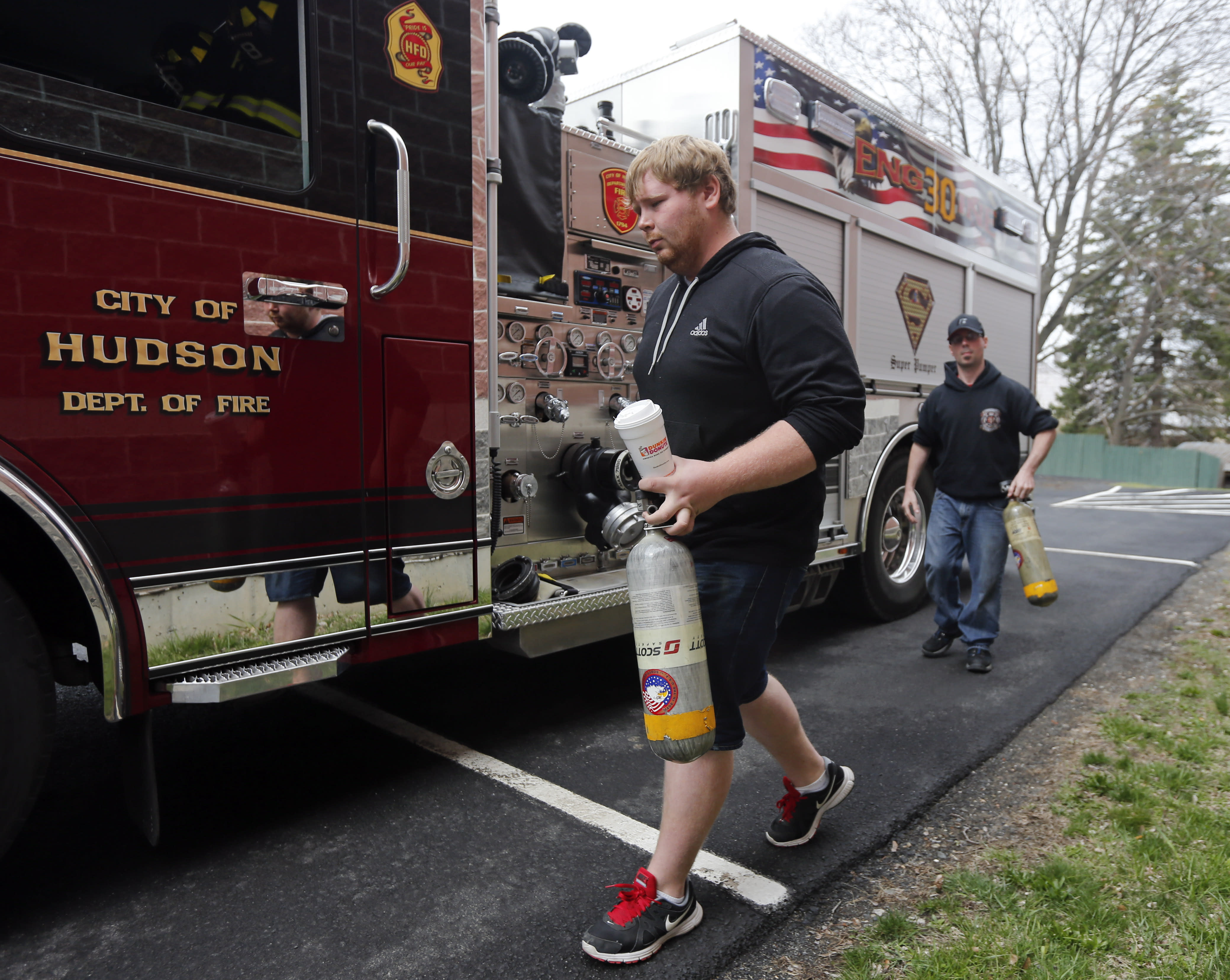 New York holds line on volunteer firefighters after declines