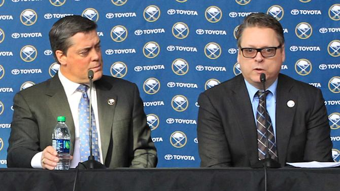 Sabres hire Tim Murray to take over as GM