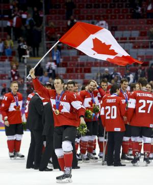 NHL show provides behind scenes look at Olympics