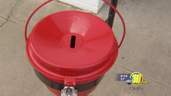Salvation Army finds a ring inside a Selma kettle