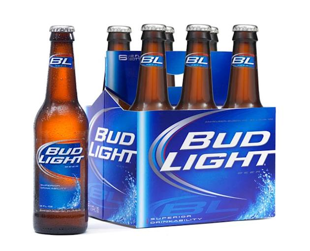 2. Bud Light