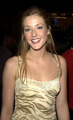 "Premiere: ""The Bold and The Beautiful"" star Jennifer Finnigan at the premiere of Regent's Speedway Junky - 8/27/2001"