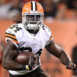 Isaiah Crowell RB
