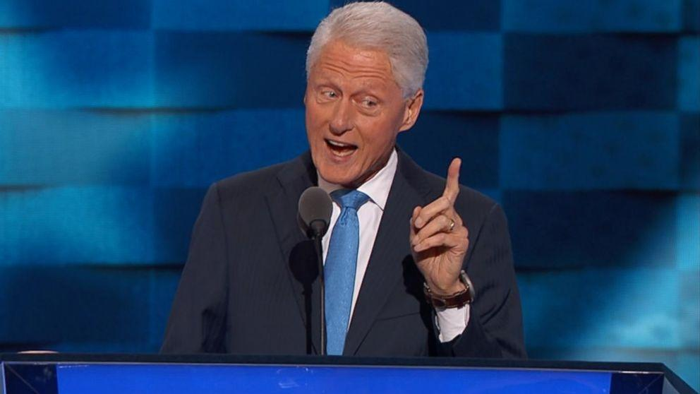 Bill Clinton Tells DNC Hillary Is the 'Best Darn Change-Maker'