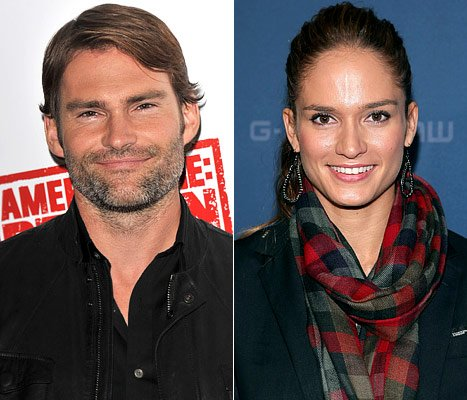 Seann William Scott, Fiancee …