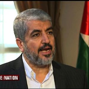 Hamas leader: End Israel's occupation of Gaza