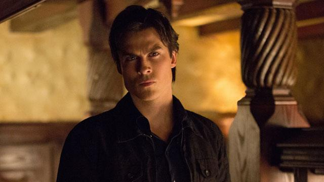 Ian Somerhalder on Damon's Past & Elena's Future