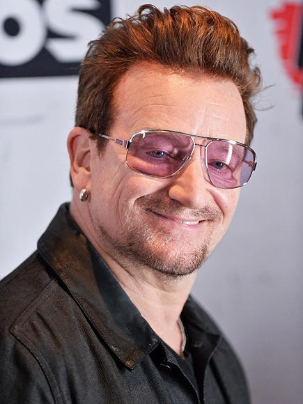 New Clinton Email Dump Shows Bono Requested an Outer-Space Connection for His Concerts