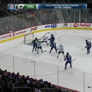 Michael Hutchinson Save on Cody Eakin (00:22/2nd)