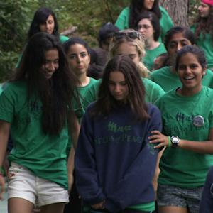 Israeli and Palestinian kids find common ground at Maine summer camp