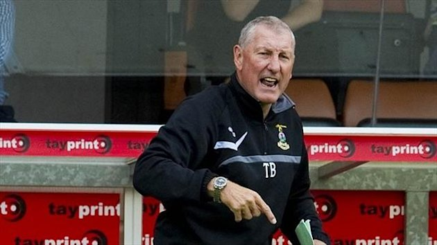 Terry Butcher's Inverness are currently top of the Scottish Premiership