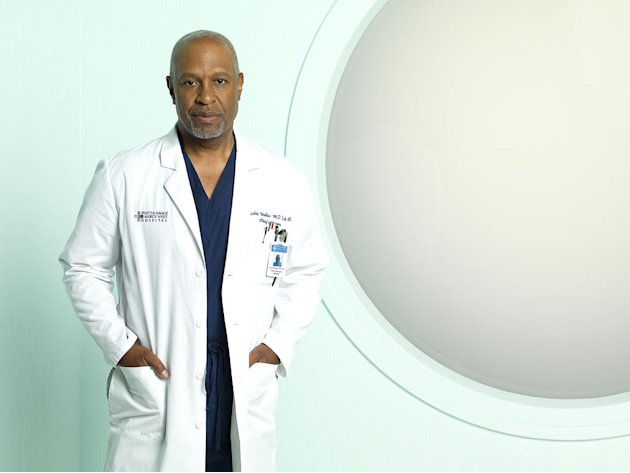 "James Pickens, Jr. stars as Richard Webber in ""Grey's Anatomy."""