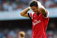Arsenal consider axing Giroud for Bayern Munich showdown