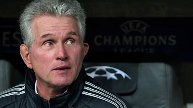 FOOTBALL Heynckes Bayern Munich 2012