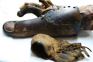 Oldest Fake Toes Made Walking Easier in Egypt