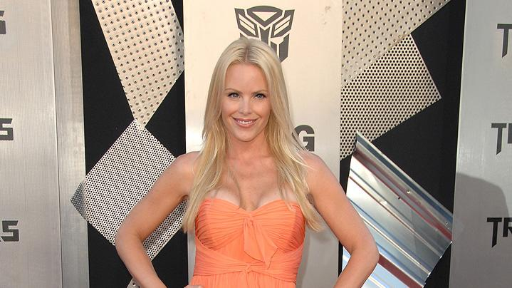 Transformers Revenge of the Fallen LA Premiere 2009 Gena Lee Nolin