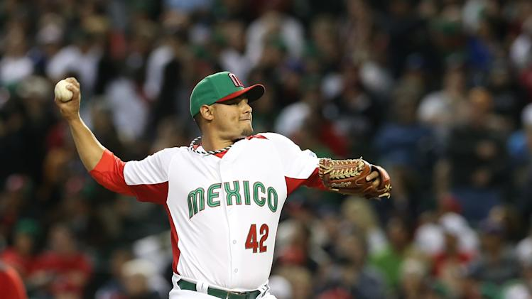 Baseball: World Baseball Classic-Canada vs Mexico
