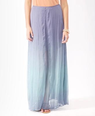 A Great Maxi Skirt