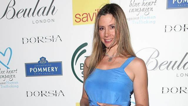 Mira Sorvino Gives Birth to Daughter Lucia
