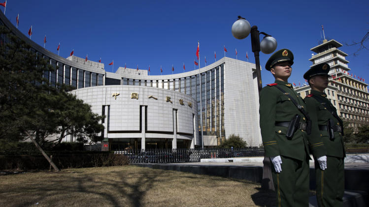 China in credit crunch as Beijing targets debt