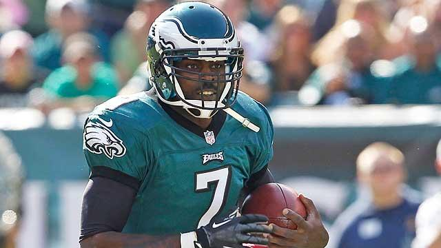 Could Vick be a Jet?