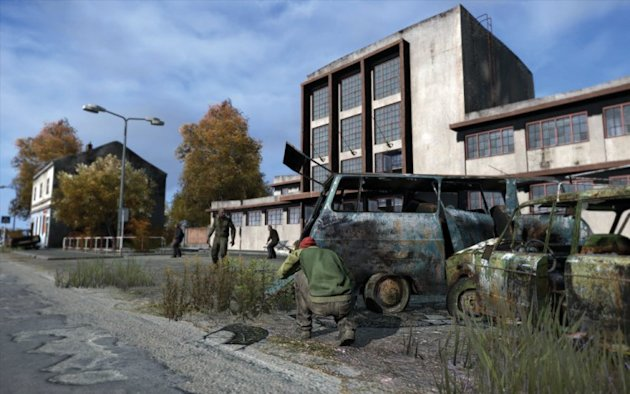Near-Death Experience Inspired Zombie Game Ut_dayz_2f-gamelife