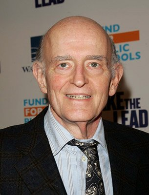 Peter Boyle at the NY premiere of New Line Cinema's Take the Lead