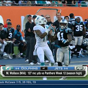 Miami Dolphins wide receiver Mike Wallace ready to break out?