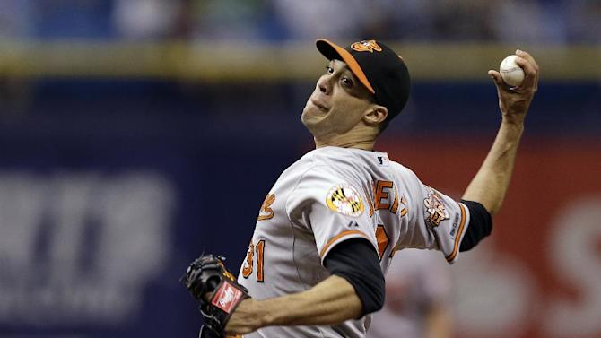 Pearce and Jimenez help Orioles sweep Rays, 3-1