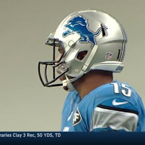 Week 7: Detroit Lions wide receiver Golden Tate highlights