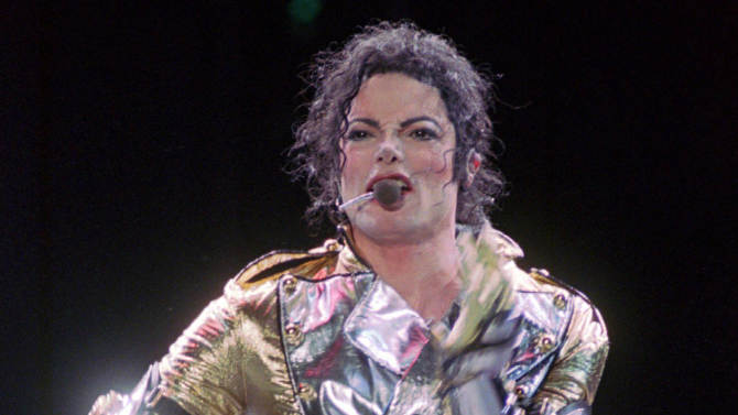 Promoter plotted out worldwide tour for Jackson