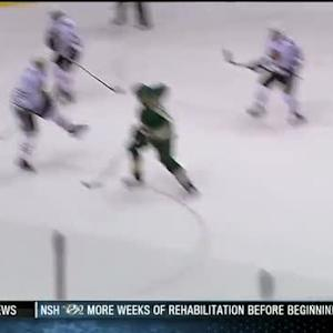 Marco Scandella gets late goal for Wild
