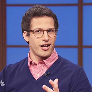 Inside Andy Samberg's Bachelor Party